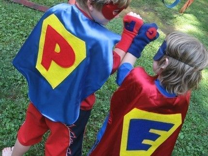 P is for Party: {Inspiration} Calling All Superheroes!