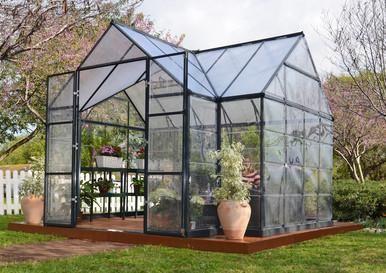 victory orangery garden chalet garden greenhouse plans garden rh pinterest com