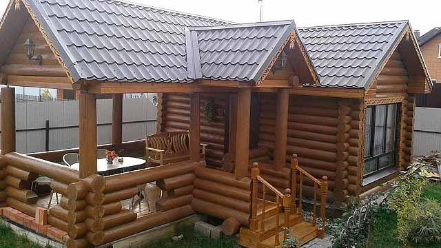 Собираетесь строить баню на даче? 100 фото + 5 проектов ...