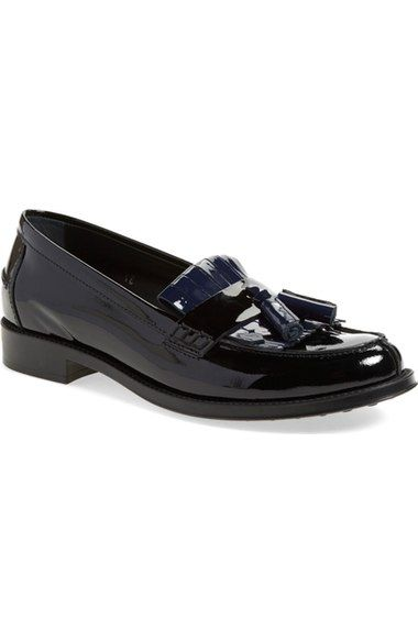 free shipping how much 2014 unisex sale online Tod's Patent Leather Kiltie Flats great deals for sale free shipping low shipping fee for cheap for sale H6nIMs