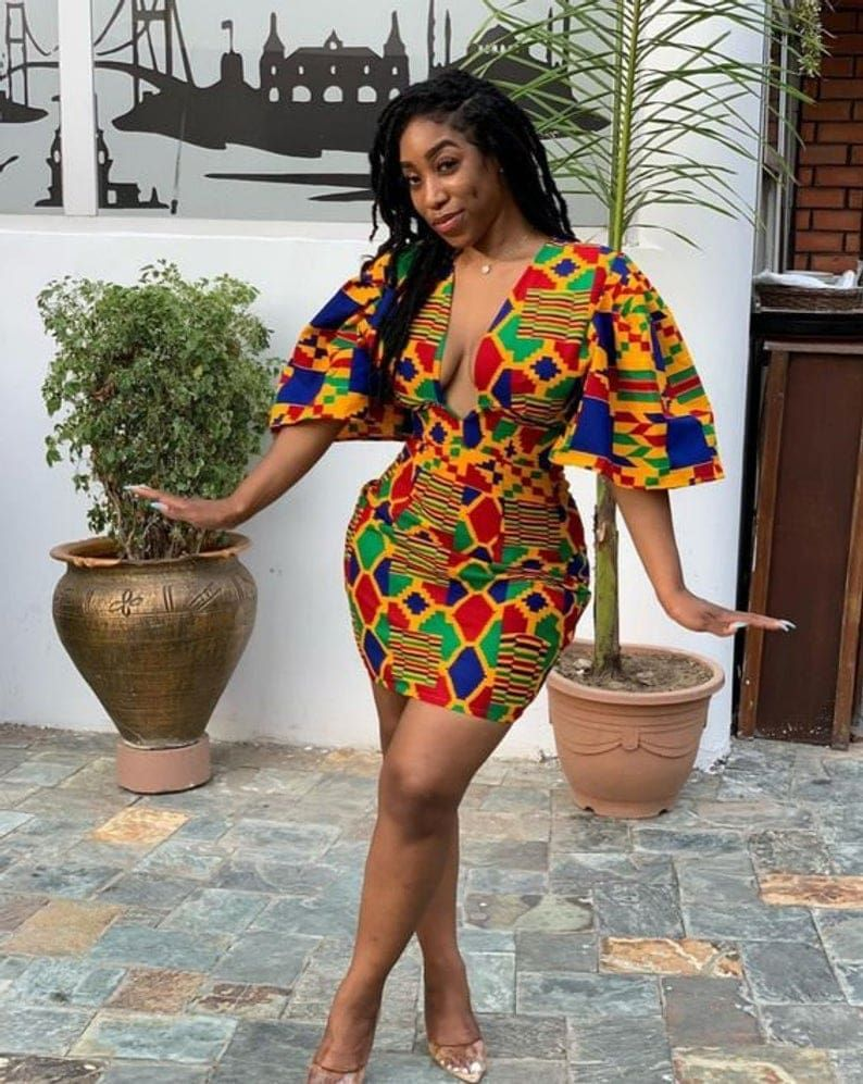 45+ Fashionable African Dresses of 2020: Ankara Dresses of the Year!