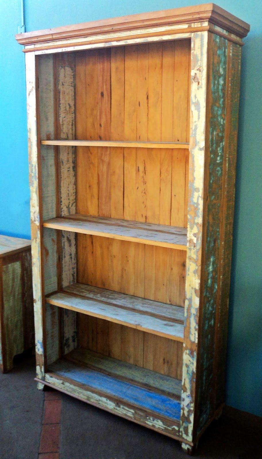 Stof lar decora es m veis em madeira de demoli o - Estantes para armarios empotrados ...
