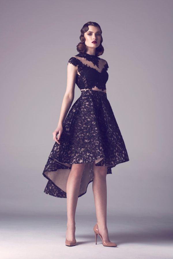 Impresionante Colección de Vestidos por Fadwa Balbaki – Primavera ...