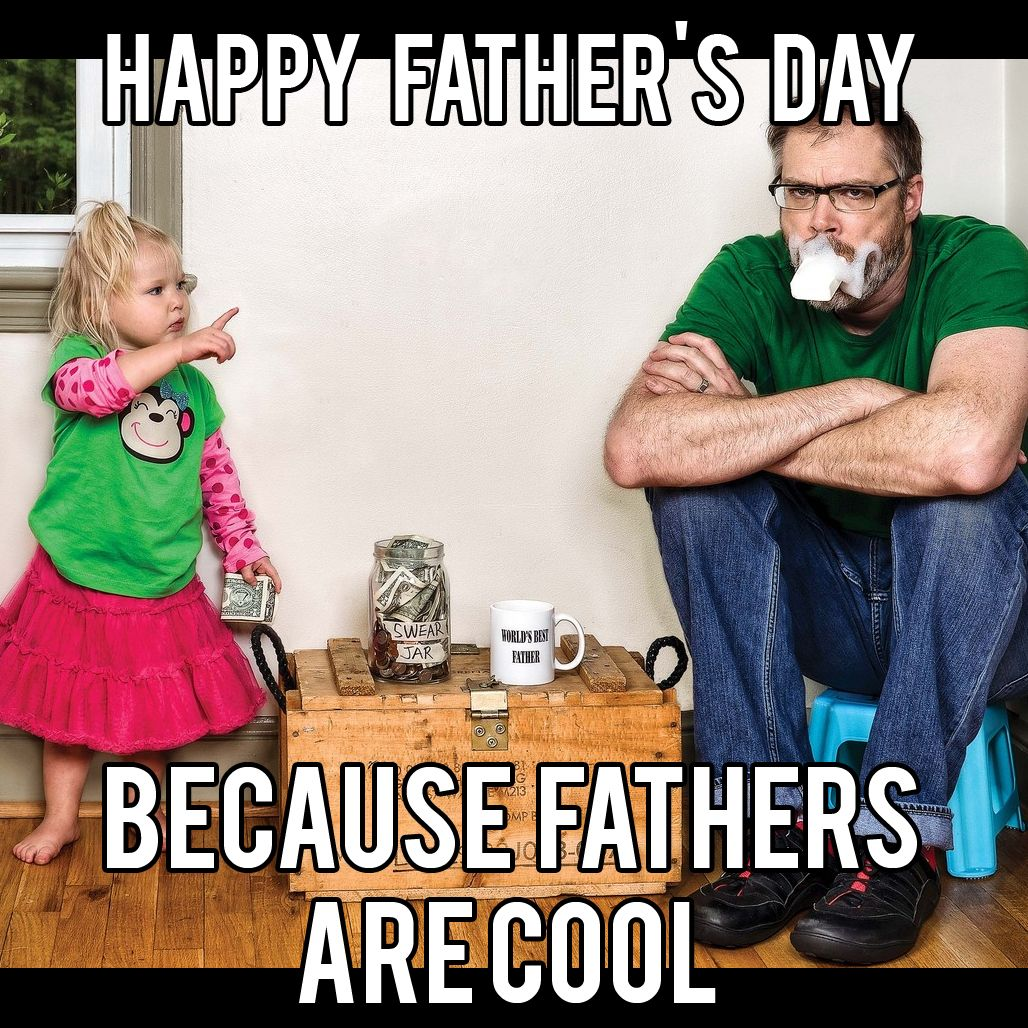 Funny Dad Memes Images for Fathers Day 2020