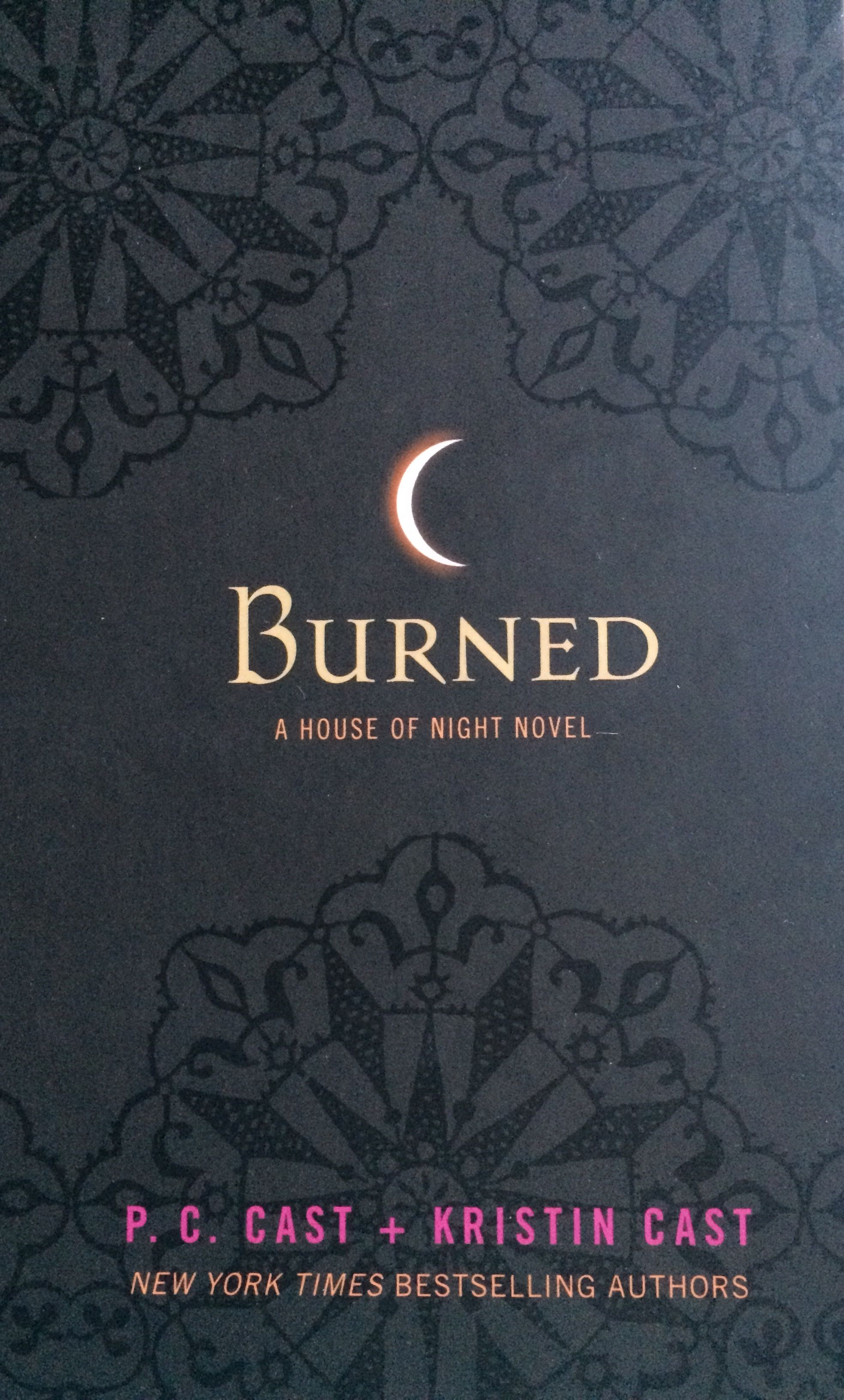 Burned (House of Night #7) by P.C. and Kristin Cast