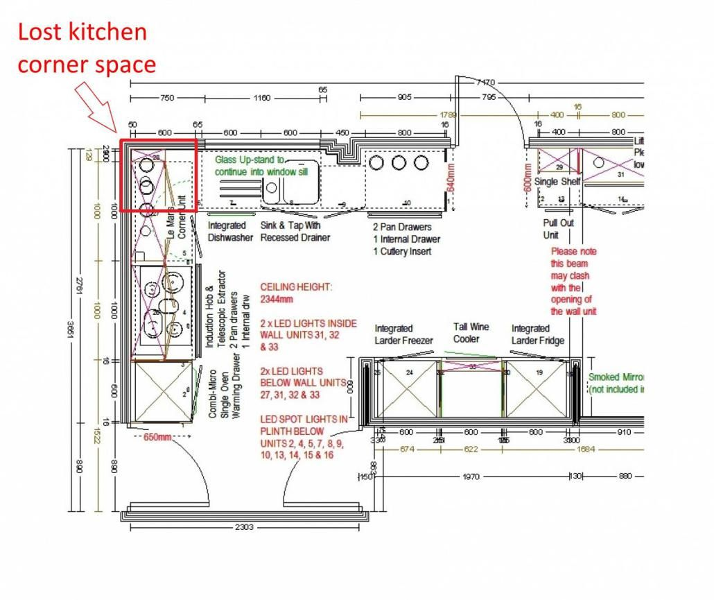 Image Result For Tambour Unit Section Drawings  Kitchen Design Custom Kitchen Design Drawings Decorating Design