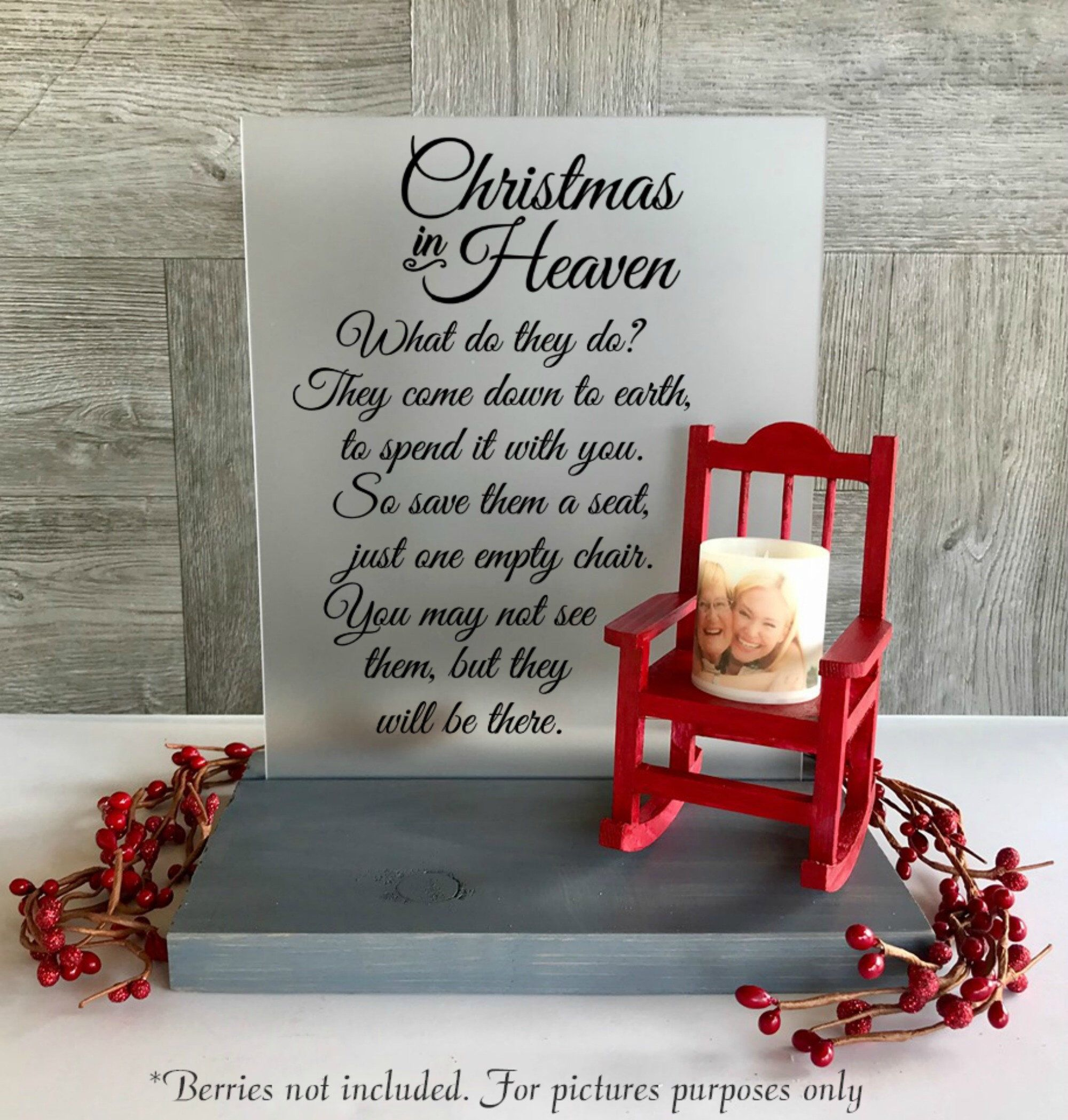 christmas memorial poem sympathy gift bereavement gift christmas memorial