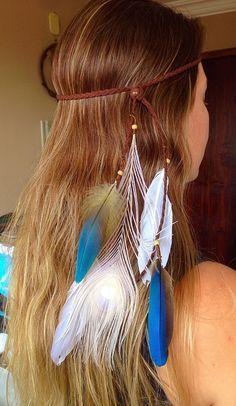 Headband Hippie Mais -   24 diy costume hippie ideas