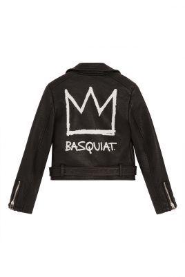 Basquiat crown perfecto #elevenparis