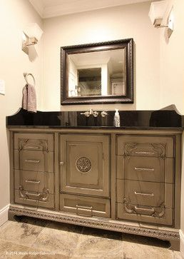 North Georgia Remodel - traditional - Bathroom - Atlanta ...
