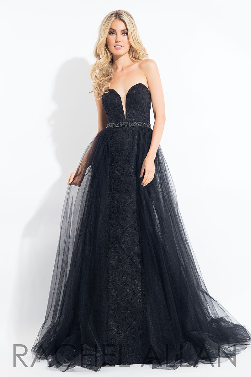 Good Prom Dresses In Black Color With Mermaid Style From Prom Dress Designers Promsites Rachelallan 2018 Dresses Allure Wedding Gowns Prom Dresses Short [ 1200 x 800 Pixel ]