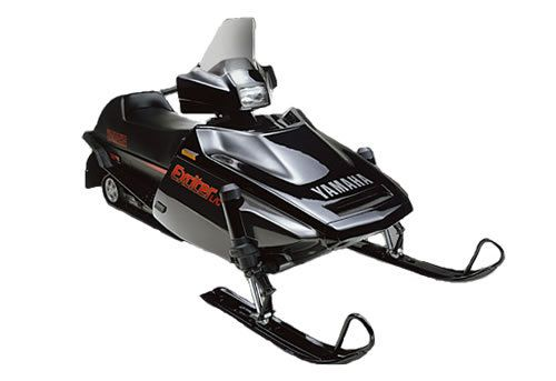 YAMAHA Snowmobile 1987 Exciter 570 S My First And I Got It This Year
