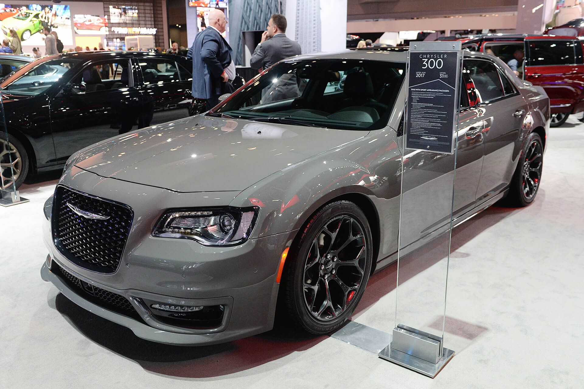 buy popular ad898 c6fb0 2017 Chrysler – 2017 Chrysler comes with new Sport Appearance Packages,  that s going to make it look fitter and handsome than before.