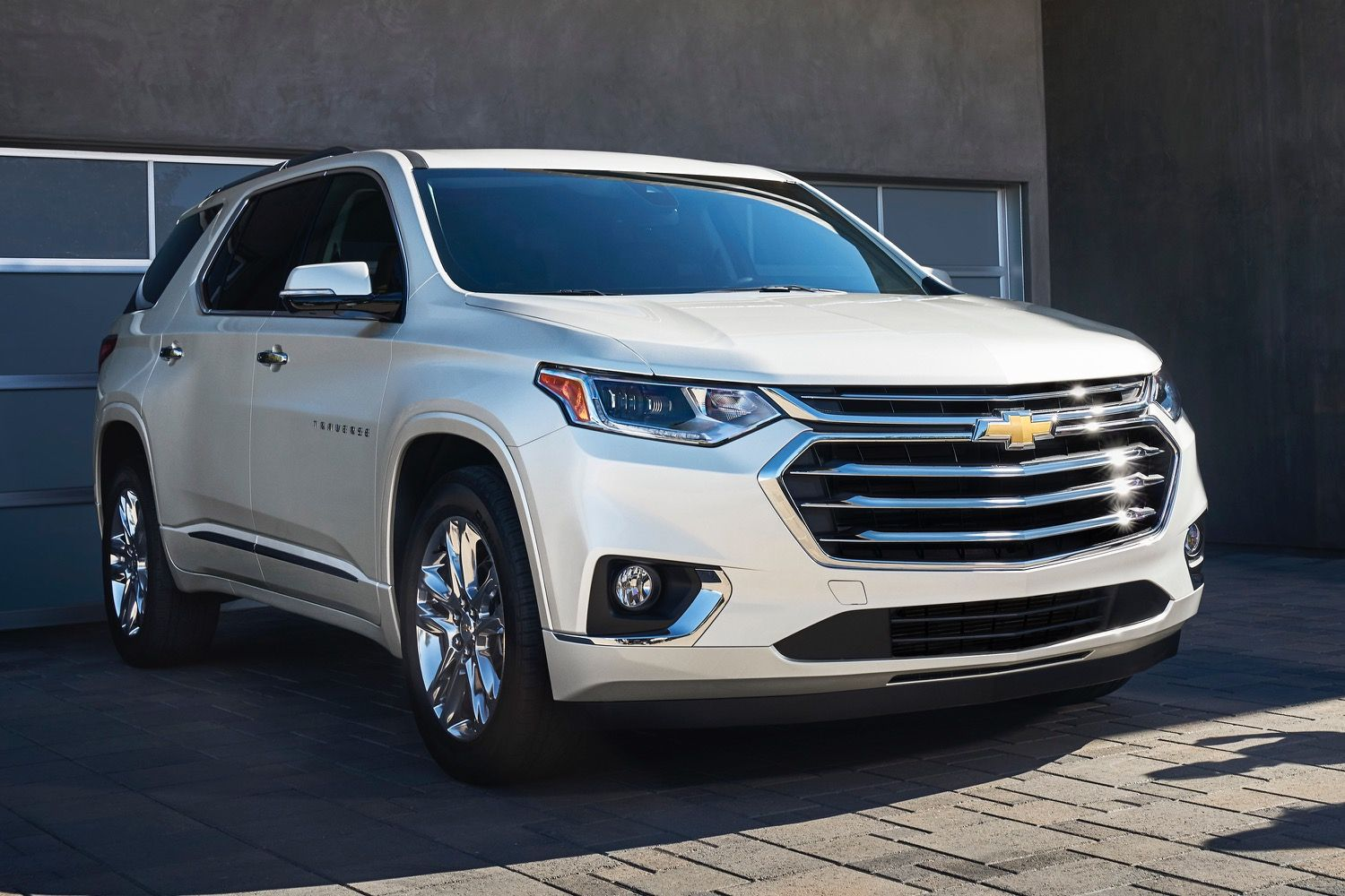 2020 Chevy Traverse Interior 2020