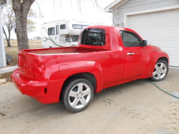 Hhr Truck Conversion Page 4 Chevy Network