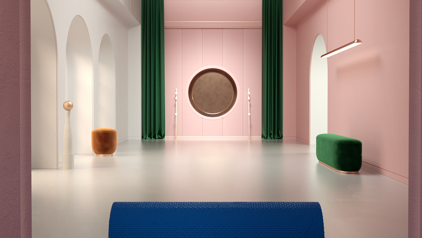 The Gift Hotel on Behance
