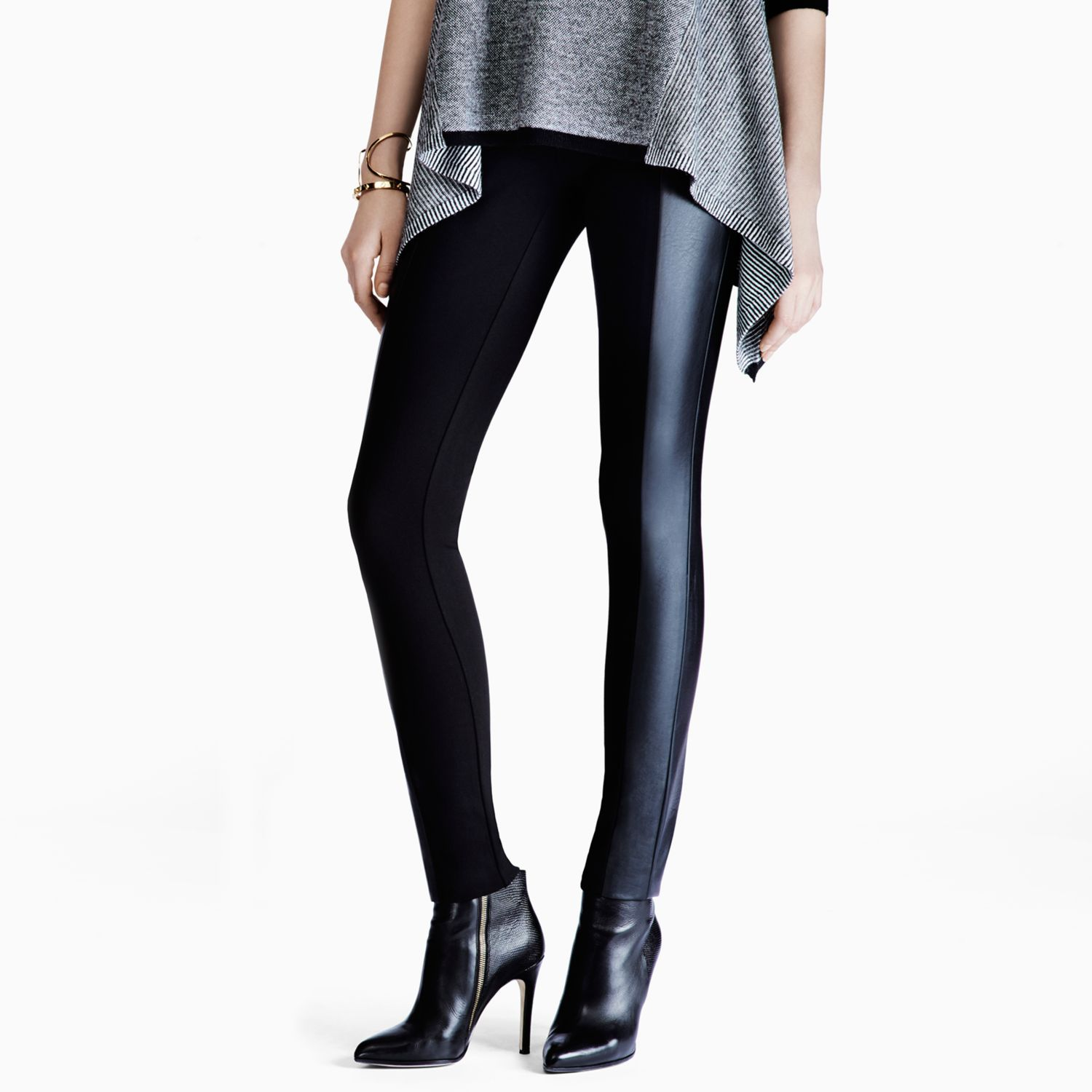 5d40575e2e4f6a Rochelle Faux-Leather Legging - Leggings Pants & Shorts from Club Monaco  Canada