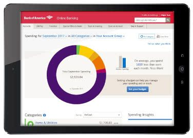 how to open savings account online bank of america