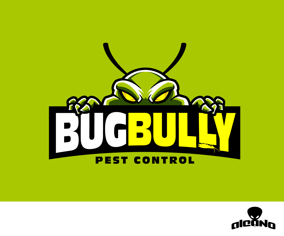 pest control company logo designs by aleano pinterest