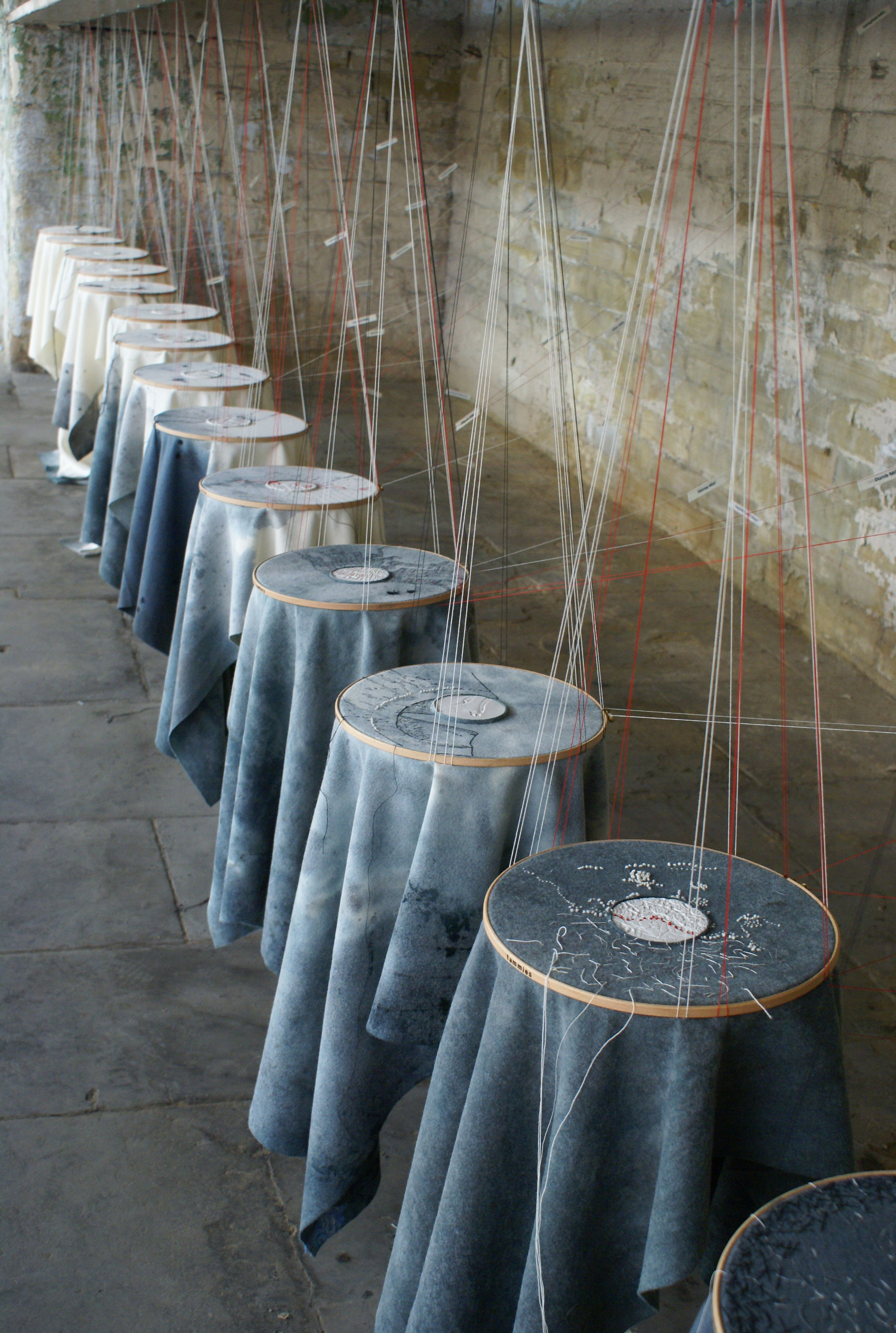 Caroline Bartlett - Stilled 1 City Lit tutor. http://www.citylit.ac.uk/courses/art-%26-design/fashion-%26-textiles/textiles