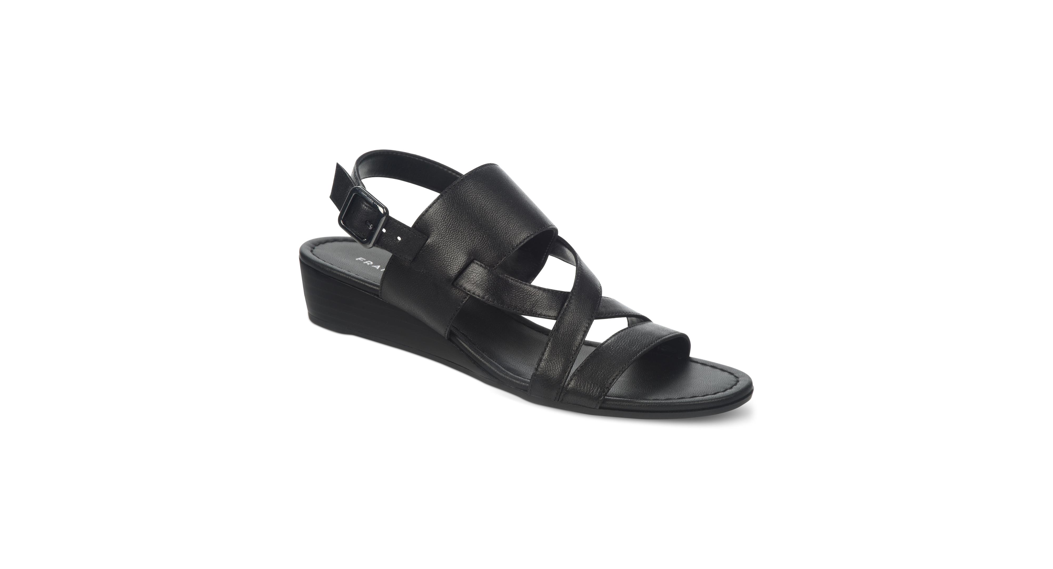 Womens High Heels Franco Sarto Caliari Demi Wedge Sandals Womens Shoes Heels Outlet Online