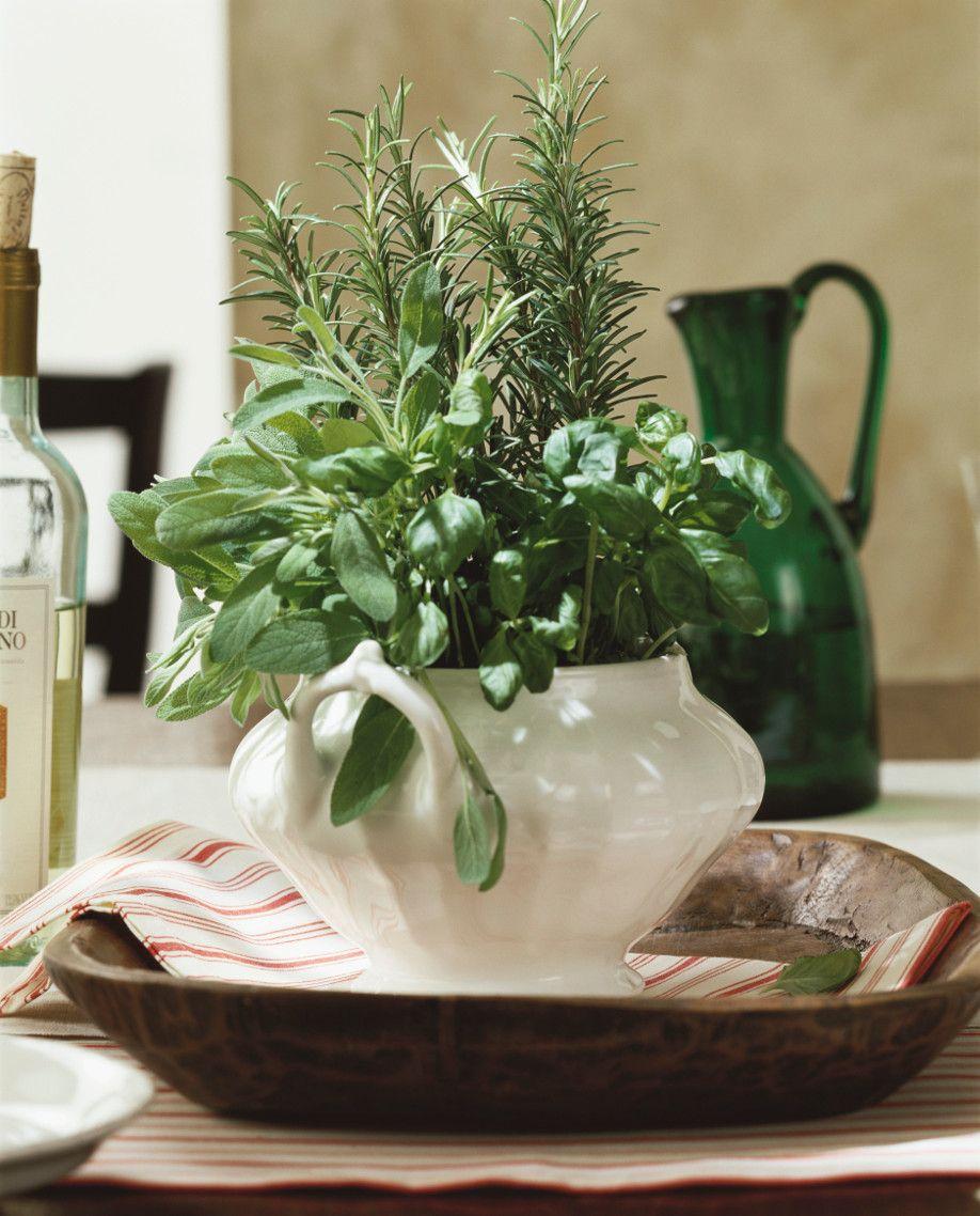 westwing-toskanische-küche-kräuter | Home | Pinterest | Discover ...