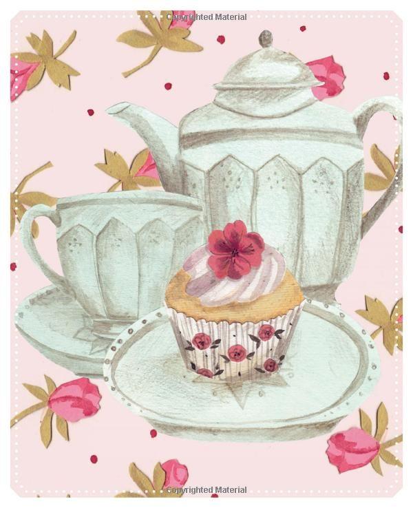 Tea & Cake by Emma Block: Books