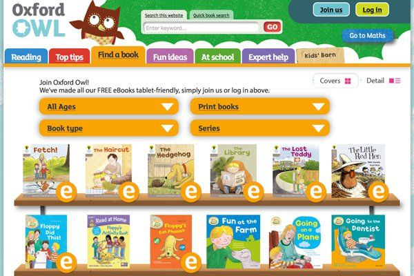 Tips voor websites met gratis online boeken in het Engels - 5 Great Collections of Free Online Books for Kids - Childhood101