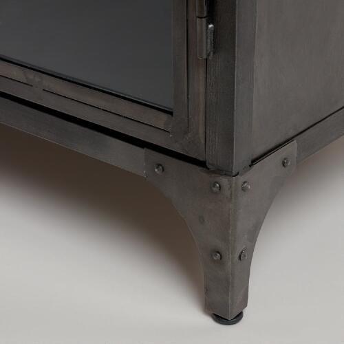 Metal Display Cabinet World Market