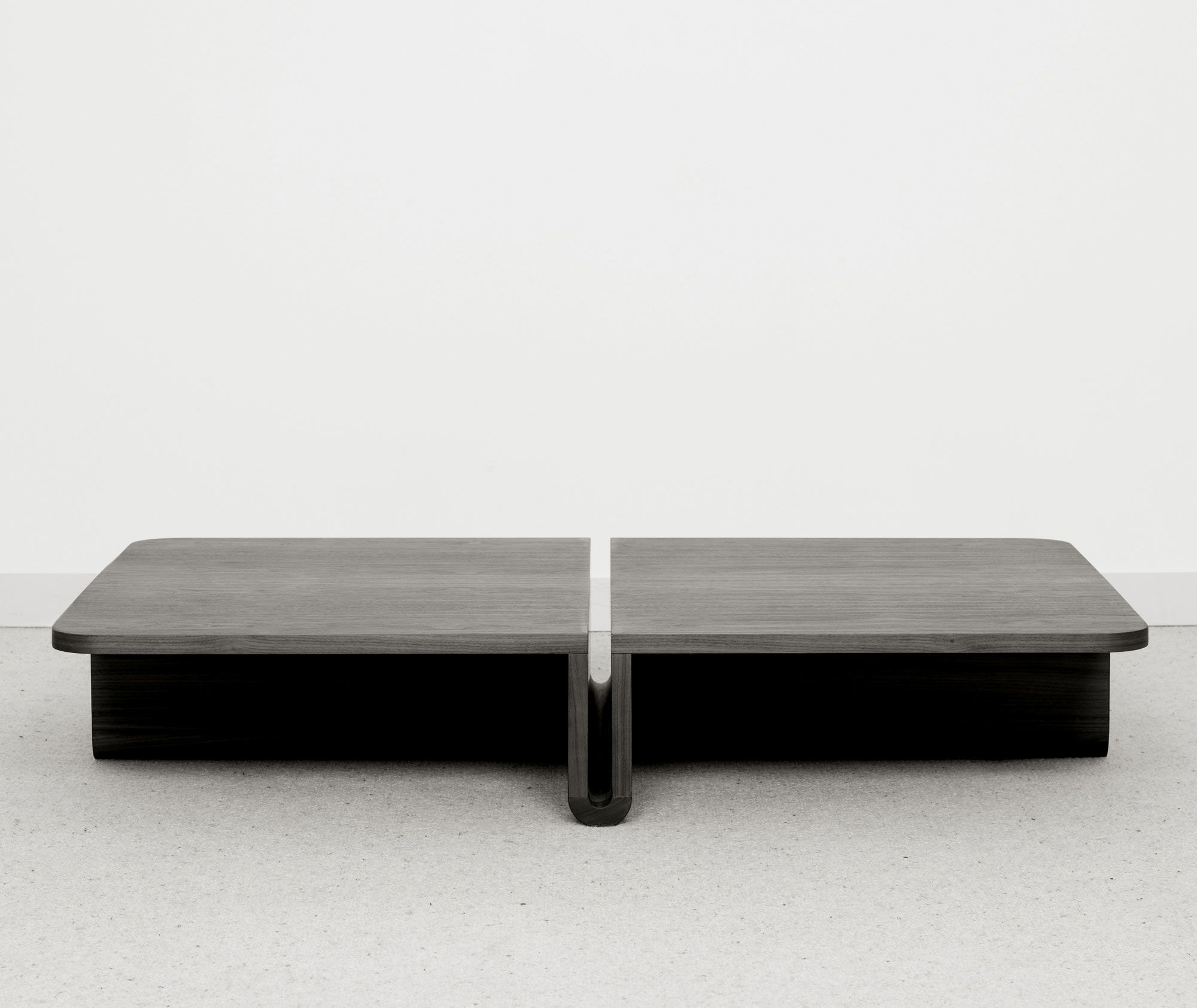 rectangular coffee table table basse dup rectangulaire christophe delcourt