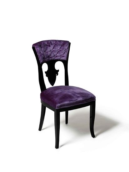 Chair, IPE Cavalli THE MOOD: Baroque THE STYLE: Heavy Ornamentation, Gilded  Accents, Rich Colours And Elaborate Details