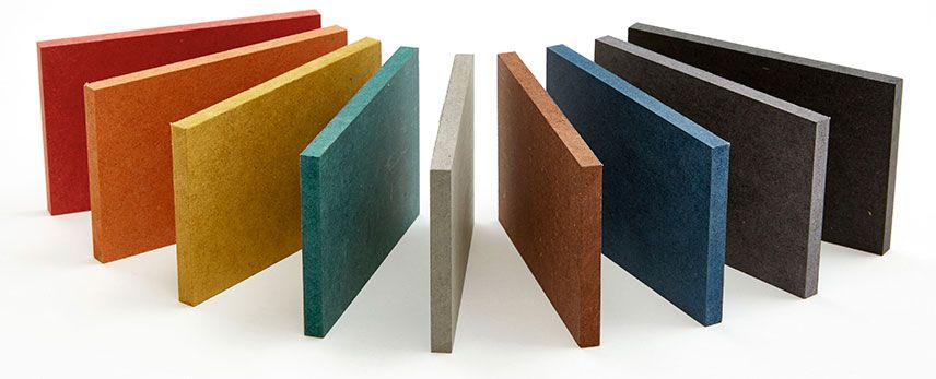 Forescolor mdf products pinterest building products for Mdf colors