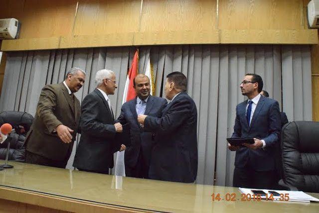 """وكالة الأخبار الاقتصادية والتكنولوجية : تحالف بين """"الجمعيات التعاونية"""" و""""المصريين"""" لتوفير ..."""