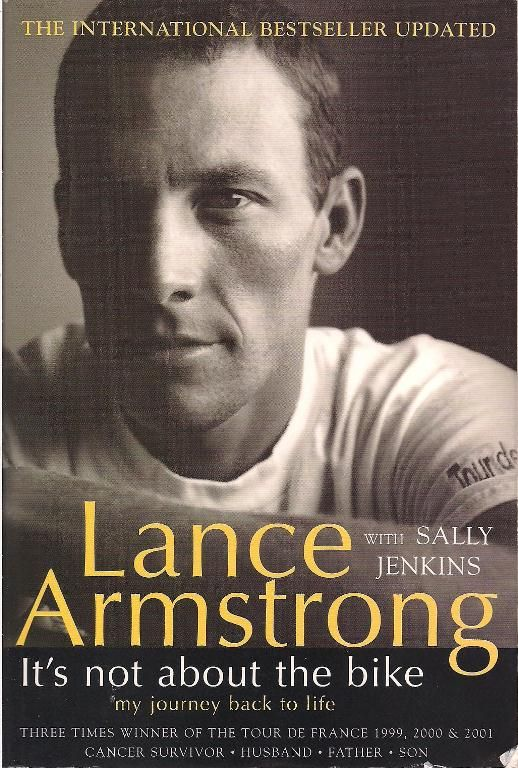 Armstrong book lance