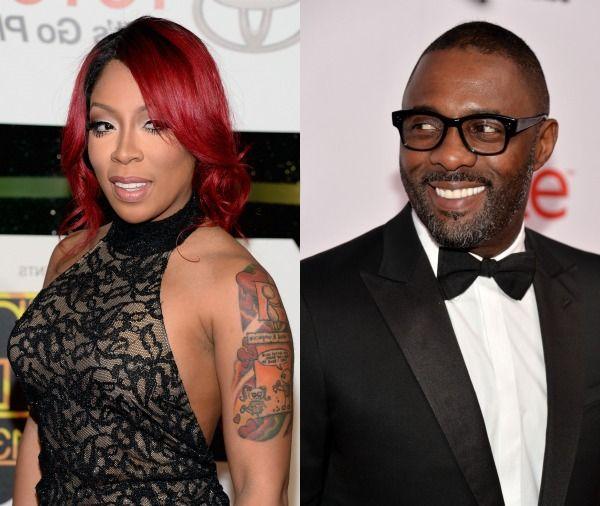 K. Michelle, Idris Elba Dating?; 'Rebellious Soul' Singer ...