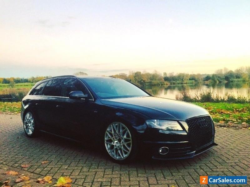 Car For Sale Audi A4 Avant S Line 2 0 Tdi Not Rs46 Quattro