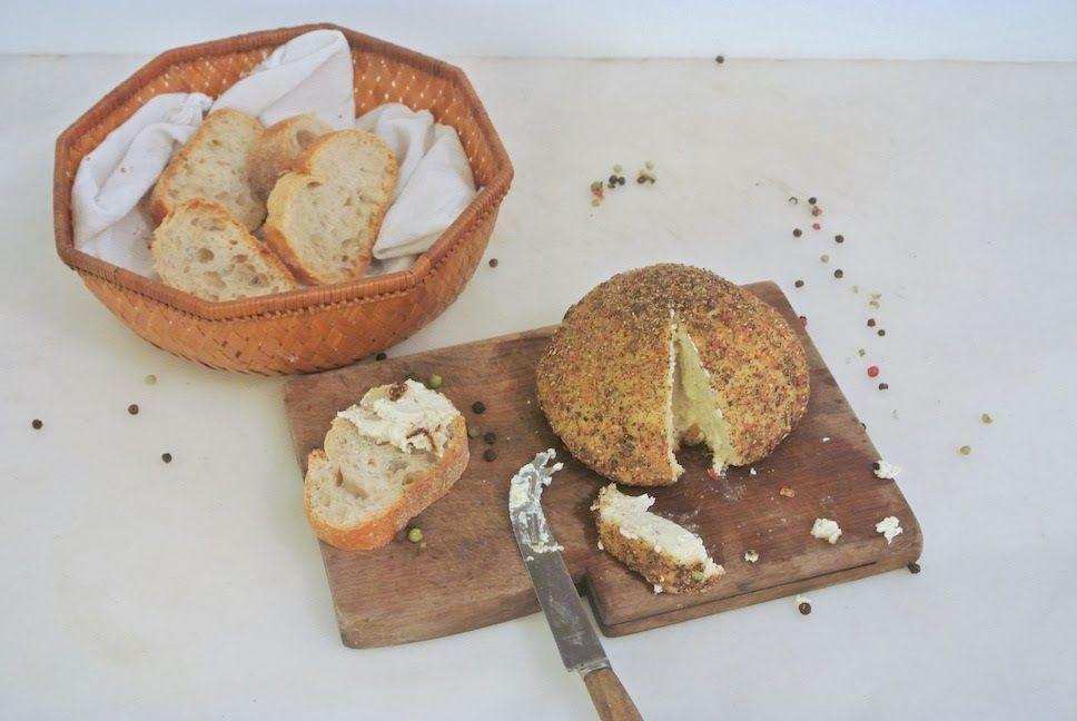 """LE CRU ET LE CUIT - Diario de recetas veganas : QUESO DE ALMENDRAS TIPO """"FETA"""""""