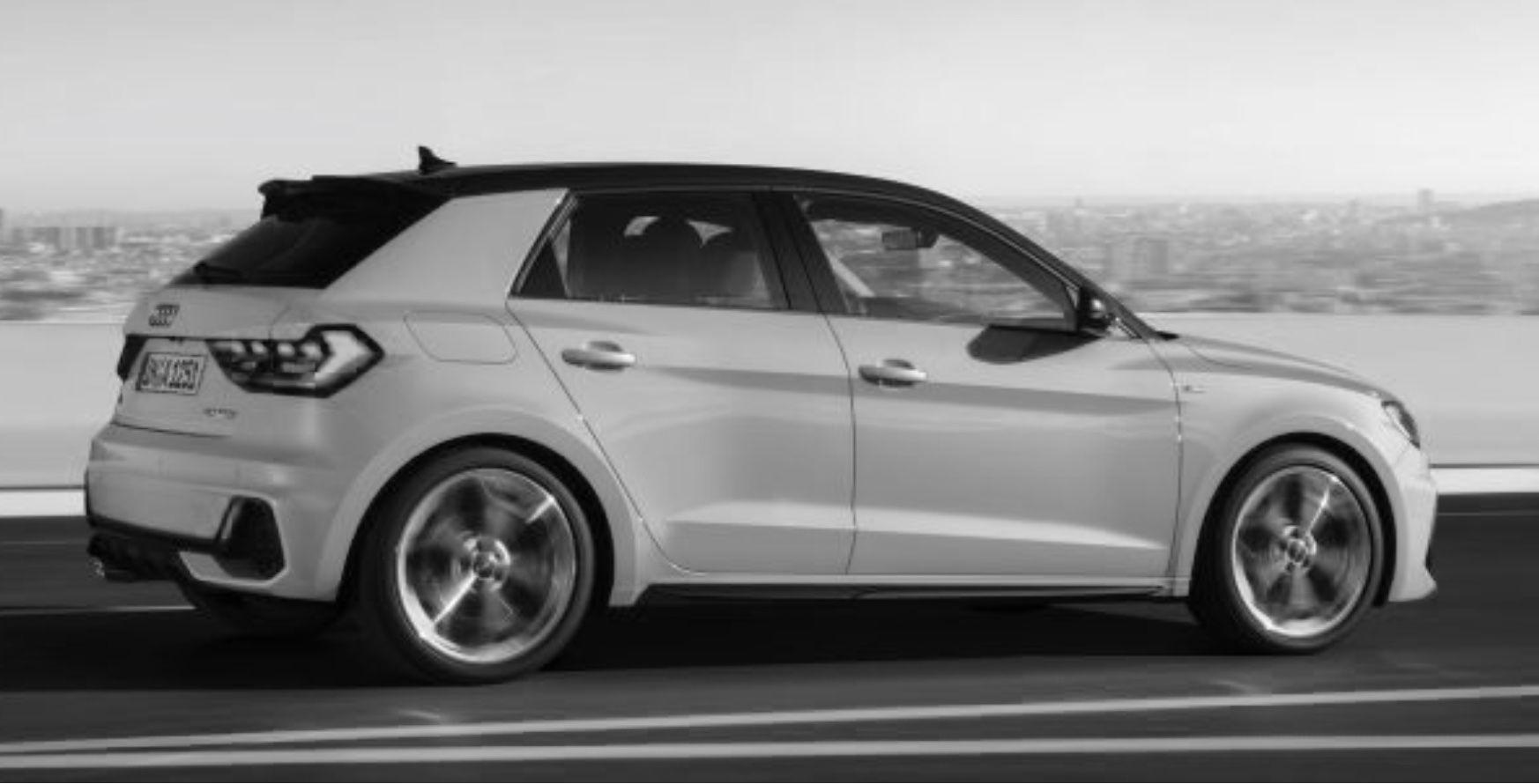 Audi A1 2019 Voiture