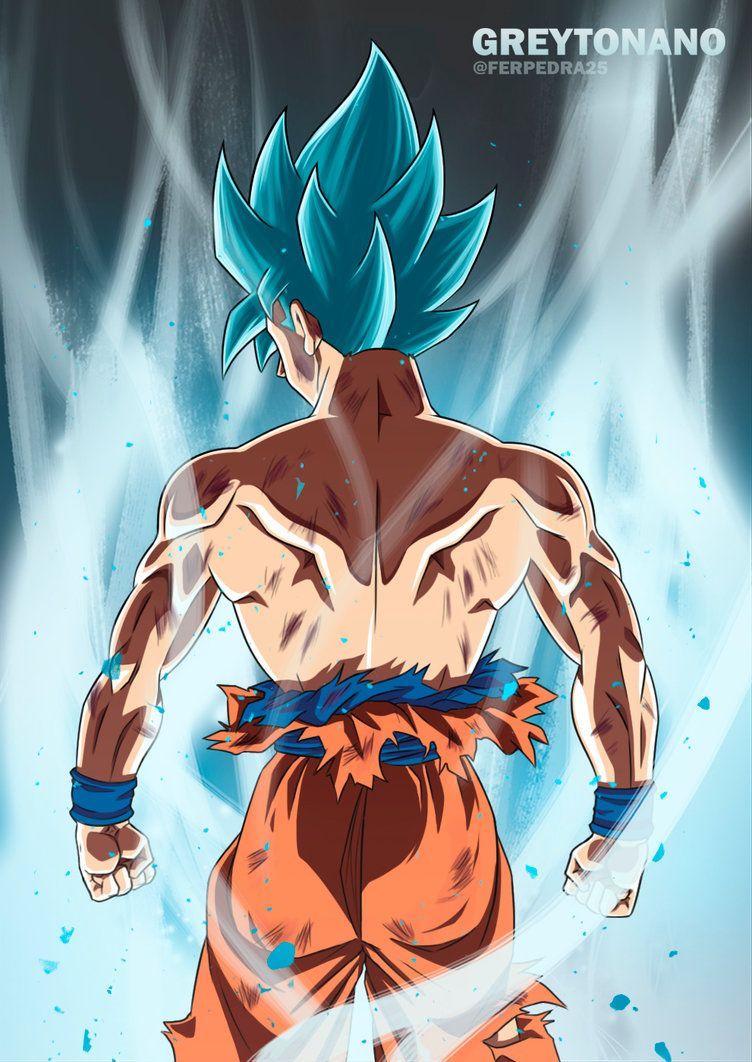 Goku Limit Breaker V3 By Greytonano Anime Dragon Ball Super Dragon Ball Super Goku Dragon Ball Art