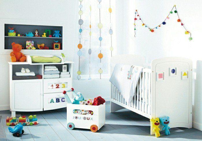 La Chambre Bébé Mixte En 43 Photos D'Intérieur!   Comment And Bebe