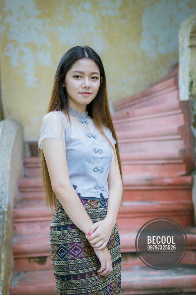 Myanmar beautiful girls