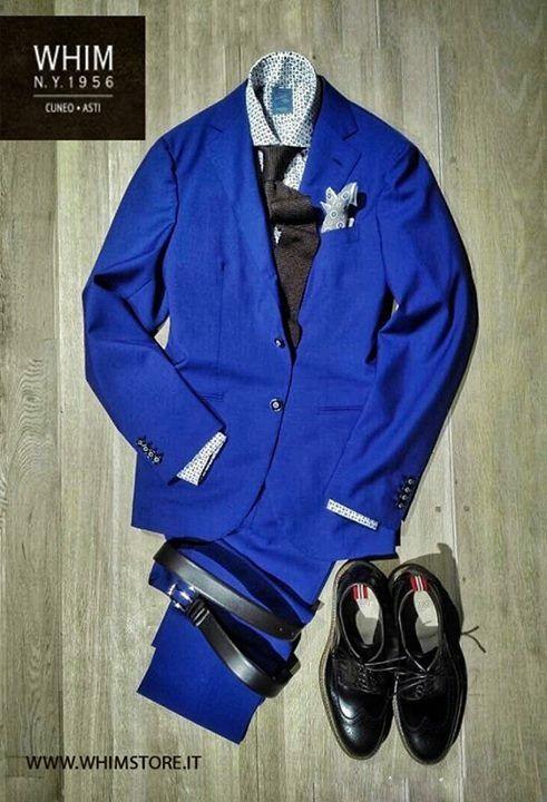 newest collection cf0aa 44ee3 Whim NY1956. Abito, camicia e cravatta, Barba Napoli ...