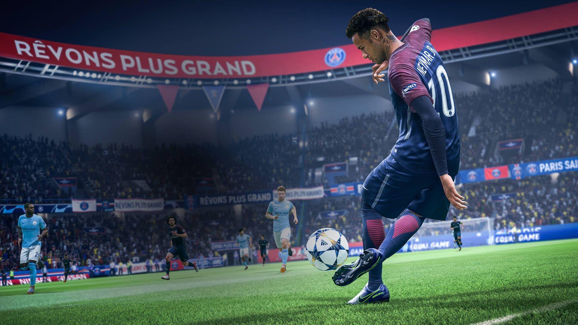 شاهد العرض الرسمي لأسلوب لعب المنتظرة بشدة Fifa 2020 Fifa Ultimate Team Ea Sports Fifa Fifa