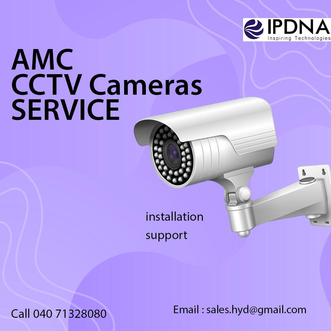 Cctv Cameras Annual Maintenance Contract Amc Security Camera Installation Cctv Security Systems Cctv Camera Installation