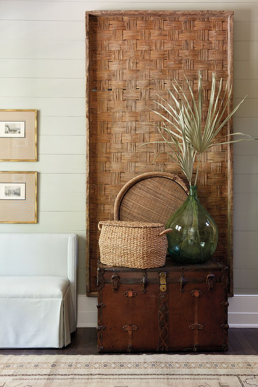 Photo of DECORATING WITH BASKETS