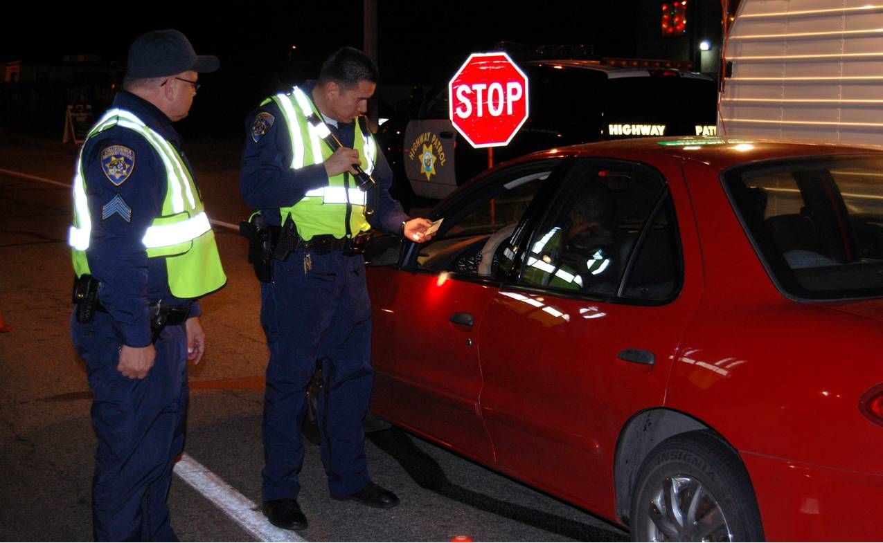 Sobriety Checkpoints Are Likely To Be Reduced As Dui Arrests Are