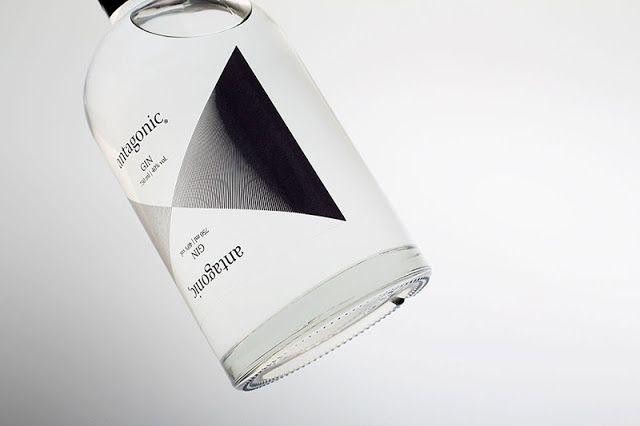Antagonic Gin on Packaging of the World - Creative Package Design Gallery