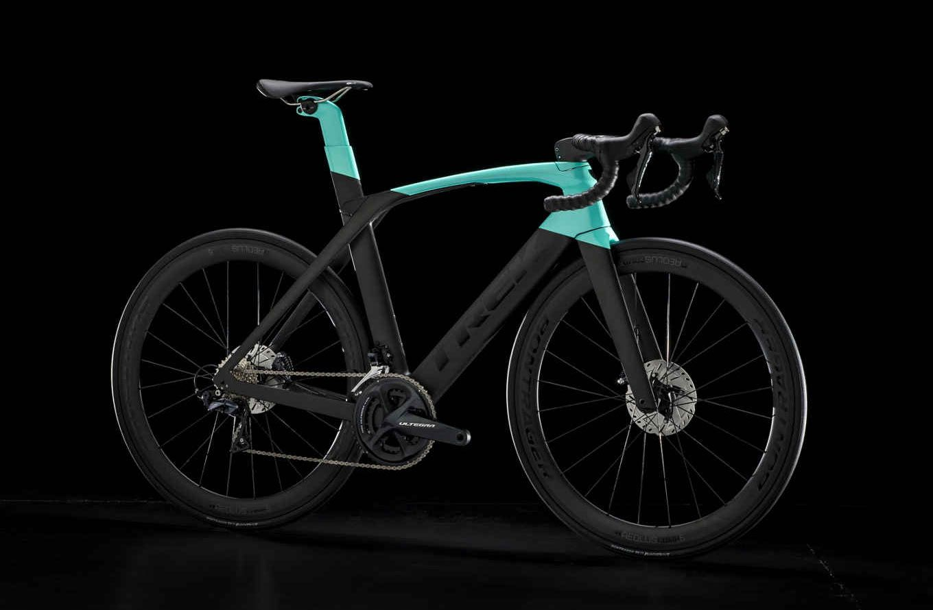 2019 Trek Madone Disc Race Bike Blends Aerodynamics Comfort