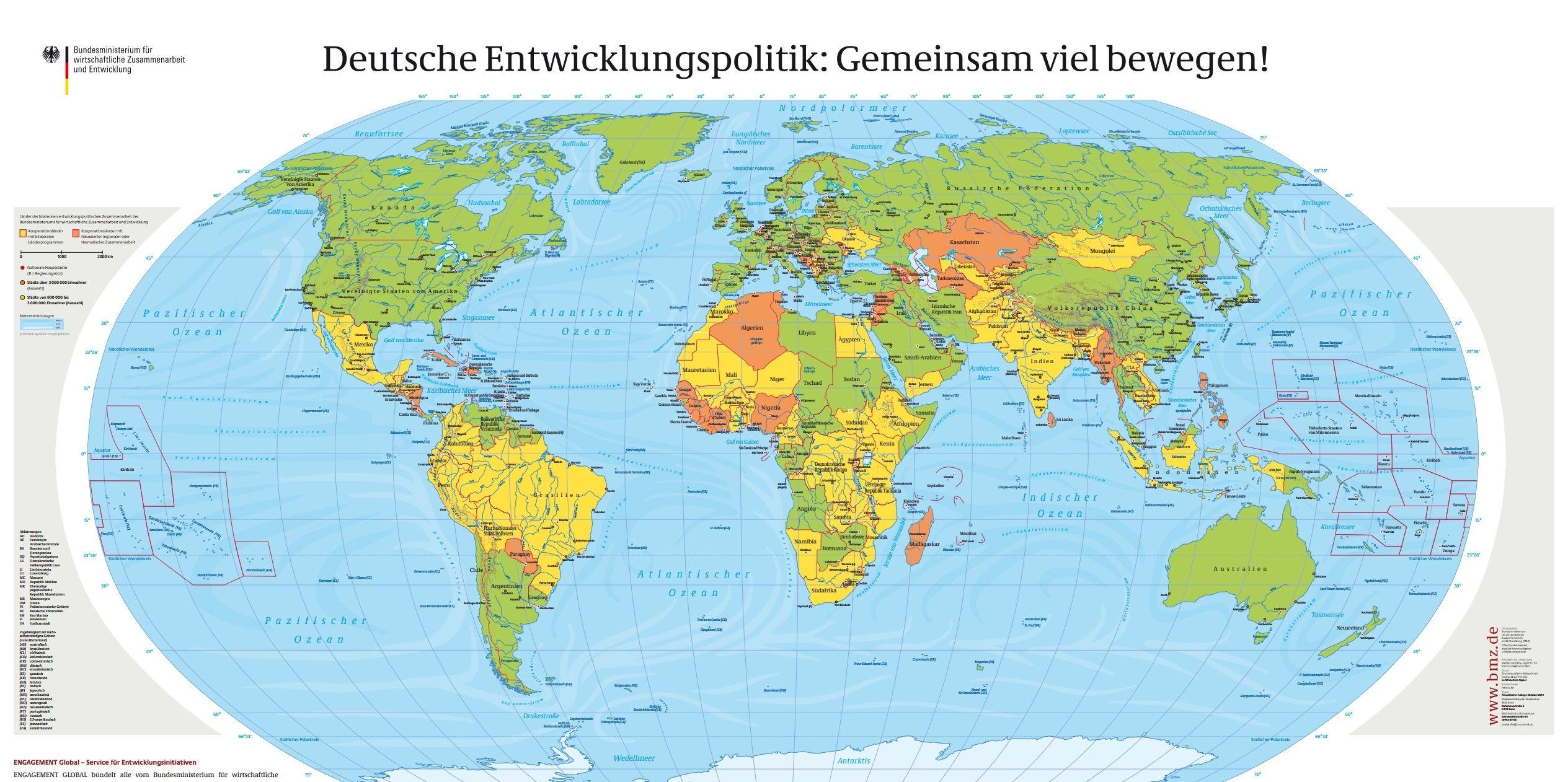 Weltkarte Mit Landern Und Kontinenten Karte 2018 In Weltkarte