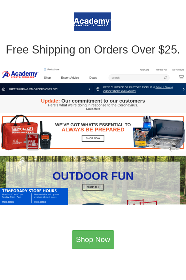 Best Deals And Coupons For Academy Sports And Outdoors Academy Outdoor Sports